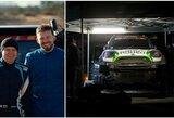 Lietuvių problemos prieš Dakaro startą: koronavirusu užsikrėtė V.Žalos mechanikai ir G.Petraus šturmanas