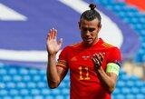 """""""Tottenham"""" susitarė su """"Real"""": atvyks G.Bale'as ir S.Reguilonas"""