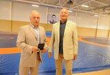 Naujame Šiaulių sporto komplekse – R.Bagdono vardo imtynių salė