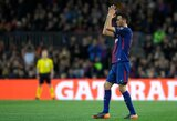 """S.Busquetsas apie patirtą """"Barcelona"""" pralaimėjimą: """"Mus prigavo miegančius"""""""