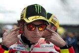 """V.Rossi didelių vilčių artėjančioms """"MotoGP"""" čempionato lenktynėms Vokietijoje nepuoselėja"""