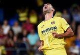 """Pergalių stygius: """"Villarreal"""" Ispanijoje nelaimėjo jau aštuonių rungtynių iš eilės"""
