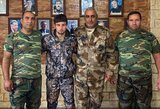 Europos imtynių čempionas prisijungė prie Arcachų armijos Kalnų Karabacho konflikte