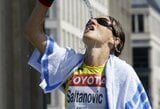 K.Saltanovič net 11-ą kartą laimėjo sportinio ėjimo varžybas Portugalijoje