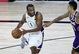 """39 taškus surinkęs T.J.Warrenas pražudė ir """"Lakers"""" klubą"""