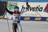 A.Drukarovas pasaulio kalnų slidinėjimo čempionate pasiekė geriausią rezultatą per Lietuvos istoriją