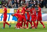 """Vokietijoje – """"Bayern"""" ir """"Borussia"""" pergalės"""