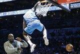 """NBA dėjimų konkurso nugalėtoju tapo per Shaqą įdėjęs """"Thunder"""" atstovas"""