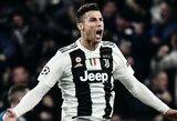 """Puikus pirmas sezonas Italijoje: C.Ronaldo tapo """"Serie A"""" lygos naudingiausiu futbolininku"""
