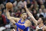 """E.Kanteris nepatenkintas naująja role """"Knicks"""" komandoje"""