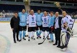 D.Zubrus surinko keturis rezultatyvumo balus, Baltijos rinktinė sutriuškino tarptautinės ledo ritulio federacijos komandą