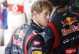 """""""Red Bull"""": """"S.Vetteliui nereikia sėkmės, kad laimėtų čempionatą"""""""