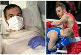 """Koronavirusą į nokautą siunčiantis boksininkas T.Tamašauskas: """"Atrodė, kad tai eilinis peršalimas"""""""