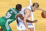 """Du """"Lokomotiv-Kuban"""" krepšininkai pateko į avariją"""
