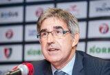 """""""Žalgirio"""" rungtynėse Londone lankysis Eurolygos vadovas J.Bertomeu"""