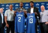 """""""Clippers"""" žvaigždes priviliojęs L.Frankas pripažintas geriausiu sezono vadovu"""