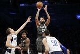 """""""Nets"""" atliko mainus ir ruošiasi vilioti dvi NBA superžvaigždes"""