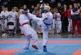 Paaiškėjo stipriausi Lietuvos olimpinės karatė kovotojai