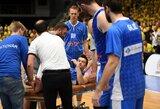 Bosnių talentas patyrė itin šiurpią traumą