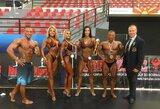 """R.Suleimanovas triumfavo IFBB """"Diamond Cup"""" kultūrizmo varžybose Makedonijoje"""