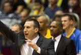 """""""Maccabi"""" ekipai ir toliau vadovaus D.Blattas, klubas norėtų susigrąžinti D.Blu"""