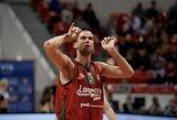 M.Kalnietis pelnė 20 taškų ir jo klubas nugalėjo V.Ginevičiaus komandą