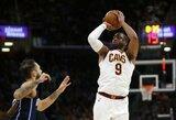 """""""Cavaliers"""" komanda sugrąžino D.Wade'ą į Majamį ir dar atliko trišalius mainus"""