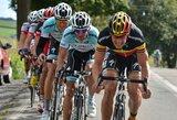 """Šeštajame """"Tour of Britain"""" dviračių lenktynių etape lietuviai liko rikiuotės viduryje"""
