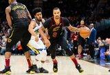NBA įvyko trišaliai mainai