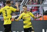 """""""Borussia"""" tapo Vokietijos """"Bundesliga"""" lyderiais"""