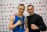 Europos jaunimo bokso čempionate medalius užsitikrino dar du lietuviai