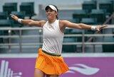 Favoričių akistata WTA turnyro Kinijoje finale baigėsi C.Garcios pergale