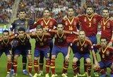 Pasaulio čempionai paskelbė 30 futbolininkų sąrašą, kurie ruošis planetos pirmenybėms Brazilijoje