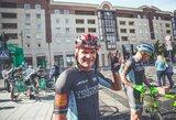 Pirmą kartą dviračių maratone – elektrinių paspirtukų važiavimas