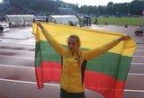 """Bronzos medalį iškovojusi ieties metikė L.Jasiūnaitė: """"Prieš mėnesį galvojau apie karjeros pabaigą"""""""