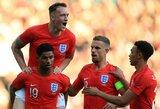 J.Hendersonas neabejoja: puikų žaidimą demonstruojantis M.Rashfordas sugebės Anglijos rinktinėje pakeisti J.Vardy
