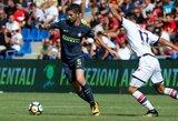 """""""Inter"""" tęsia pergalingą žygį Italijoje"""