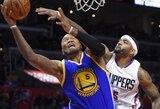 NBA čempionai gali išmainyti aukštaūgį