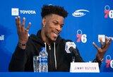 J.Butlerio mainuose dalyvavo keturios NBA komandos