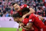 """Dortmundo """"Borussia"""" namuose sutriuškinęs """"Bayern"""" klubas susigrąžino lyderio poziciją """"Bundesliga"""" čempionate"""