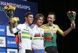 R.Navardauskas iškovojo pasaulio plento dviračių čempionato bronzą!