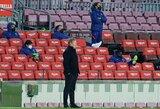 """R.Koemanas viliasi, jog """"Barcelonai"""" atsakomosiose rungtynėse su PSG pavyks sukurti stebuklą"""