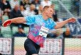 A.Gudžiaus prognozės – dėl medalių pasaulio čempionate kovos aštuoni metikai