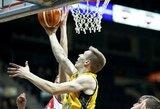 M.Echodas tapo naudingiausiu FIBA Europos taurės turo žaidėju