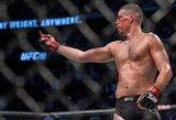 Apie boksą svarstęs N.Diazas sulaukė UFC kovos pasiūlymo