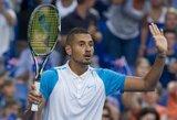 Hopmano taurės teniso turnyro finale ukrainiečiai susikaus su australais
