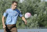 """Inter"" savo gretose nori matyti S.de Vrij"
