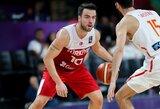 Kai kurie Eurolygos čempionų žaidėjai atsisakė žaisti FIBA atrankos turnyre
