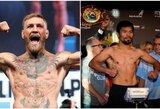 """""""Top Rank"""" prezidentas nenori organizuoti C.McGregoro ir M.Pacquiao kovos: """"Conoras pralaimėtų bet kuriam pasaulio boksininkui"""""""