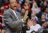"""D.Riversas per metus """"Clippers"""" klube uždirbs 10 milijonų JAV dolerių"""
